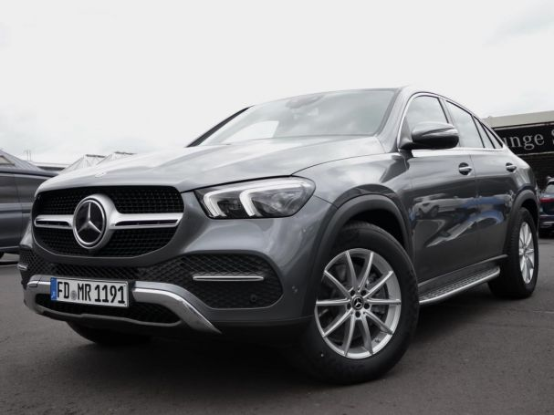 Mercedes-Benz GLE 350 d 4MATIC Coupé MBUX Navi Airmatic AHK