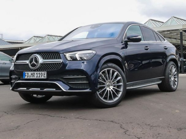 Mercedes-Benz GLE 350 de 4MATIC Coupé AMG MBUX Navi Panorama