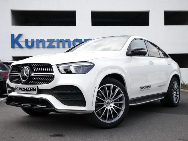 Mercedes-Benz GLE 400 d 4MATIC Coupé AMG Night MBUX LED 360°