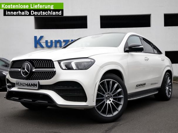 Mercedes-Benz GLE 400 d 4MATIC Coupé AMG Night MBUX Navi 360°