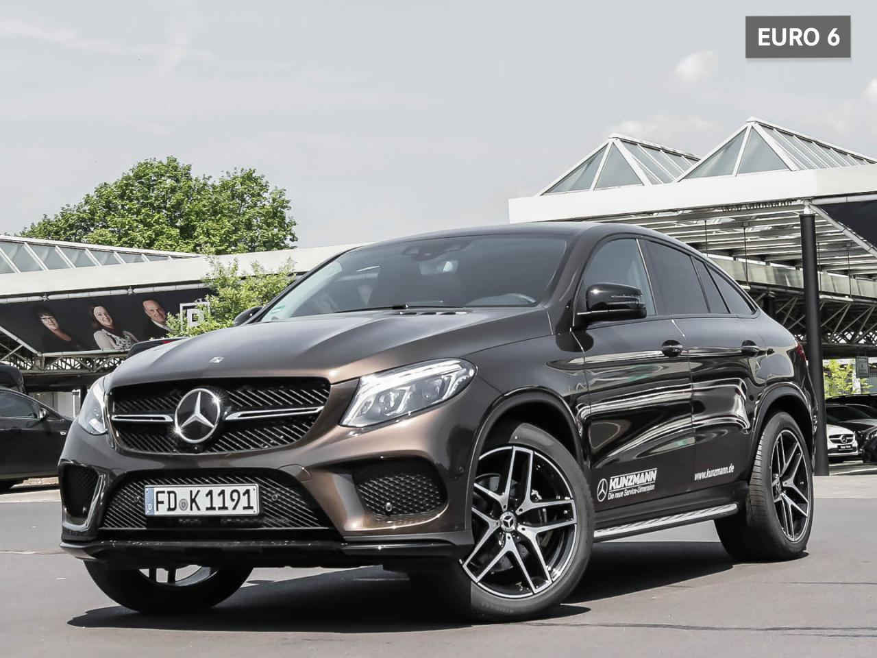 mercedes benz gle 350 d 4matic coup amg distronic 360 kamera. Black Bedroom Furniture Sets. Home Design Ideas