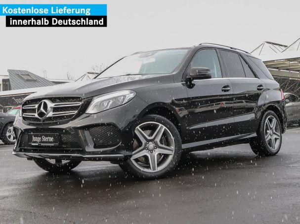 Mercedes-Benz GLE 350 d 4M AMG Comand LED 360° Airmatic ParkP
