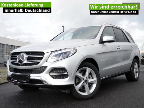 Mercedes-Benz GLE 350 d 4M Comand LED 360° Panorama Distronic