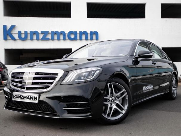 Mercedes-Benz S 450 4MATIC Limousine lang AMG Comand LED 360°