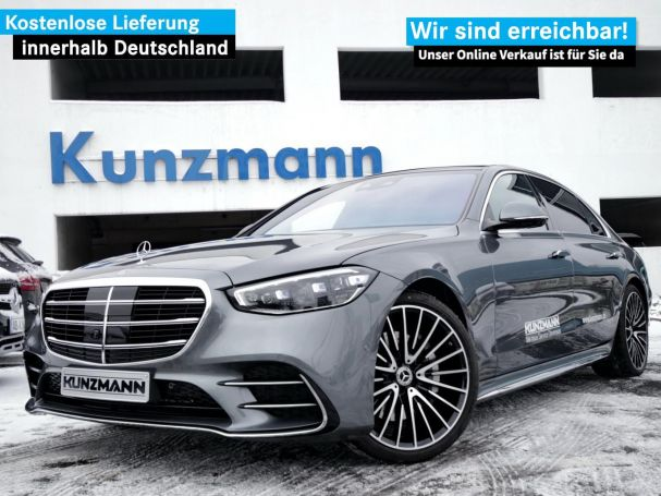 Mercedes-Benz S 400 d 4MATIC Limousine lang AMG MBUX Panorama
