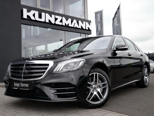 Mercedes-Benz S 350 d 4M AMG Comand Distronic Panorama 360°