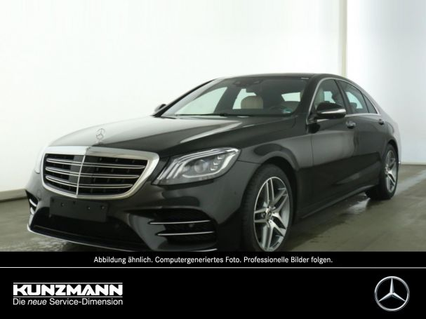 Mercedes-Benz S 350 d 4M AMG Comand Distronic Panorama Memory