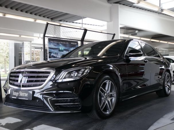 Mercedes-Benz S 350 d 4M L AMG Comand Panorama Distronic 360°