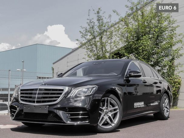 Mercedes-Benz S 400 d 4MATIC Limousine AMG Distronic Panorama