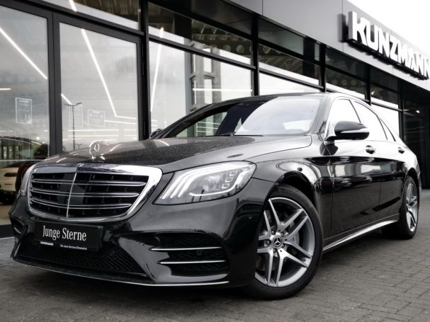 Mercedes-Benz S 450 4M AMG Comand Standhzg Distronic Memory