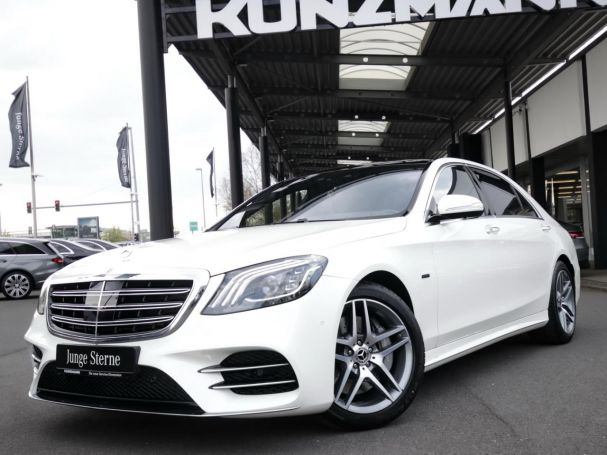 Mercedes-Benz S 560 e L AMG Exclusive Comand Distronic Memory