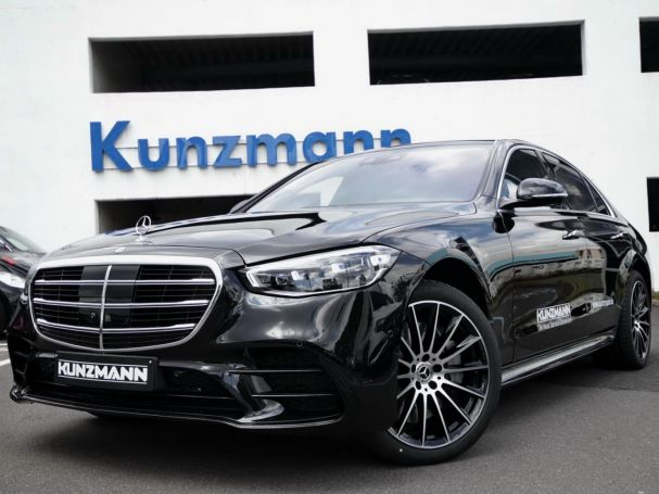 Mercedes-Benz S 400 d 4MATIC Limousine AMG Night MBUX AIRMATIC