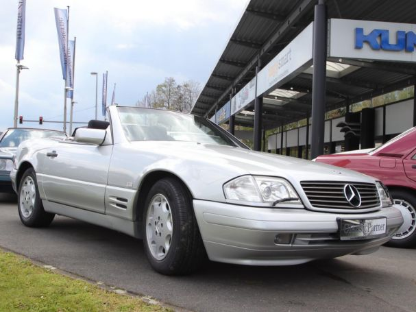 Mercedes-Benz W129 SL 320  Harman+360°