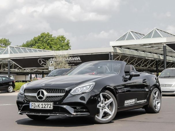 Mercedes-Benz SLC 200 Roadster AMG Airscarf LED/ILS Totwinkel