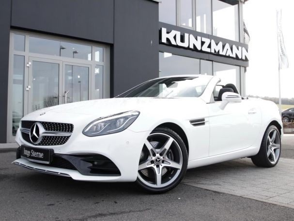 Mercedes-Benz SLC 250 d AMG Comand LED Sound Magic Sky