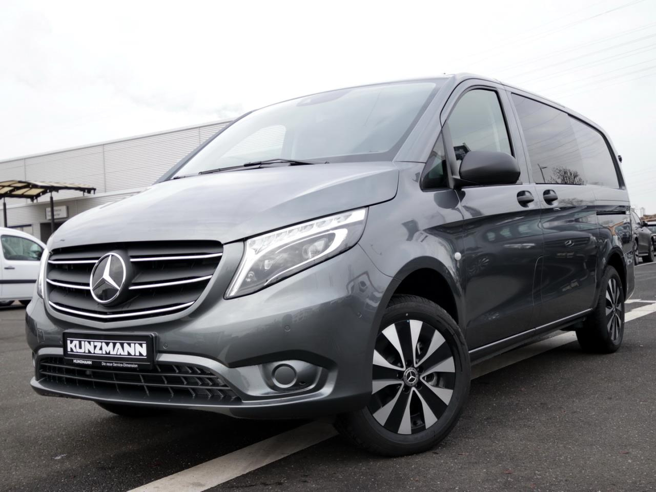 Mercedes-Benz Vito 119 CDI 4M Mixto lang Audio 40 LED Kamera