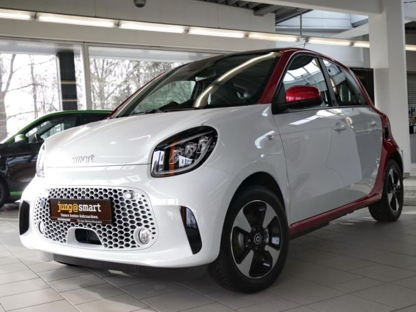 SMART EQ forfour passion ExclusiveP Navi LED Panorama