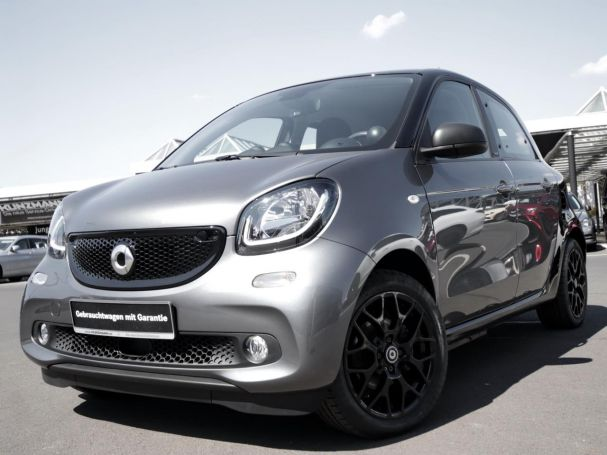 SMART forfour electric drive Sleek-Style Cool/Media