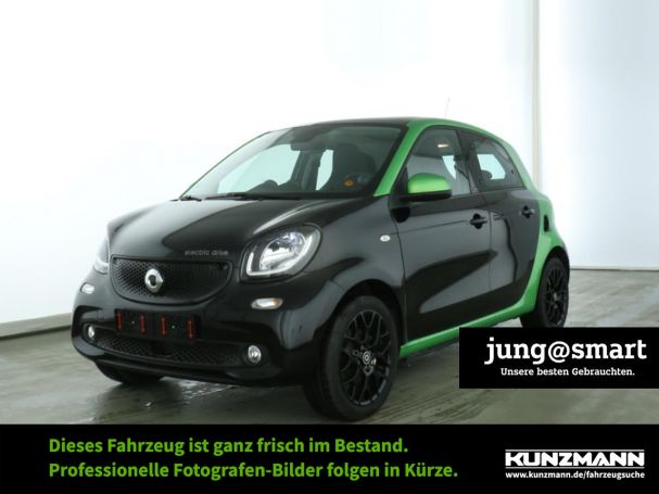 SMART forfour electric drive Cool u. Media Kamera
