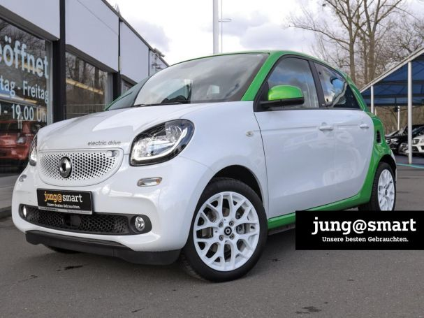 SMART forfour electric drive Cool & Media Sitzheizung