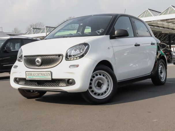 SMART forfour electric drive Cool&Audio Klimaautomatik