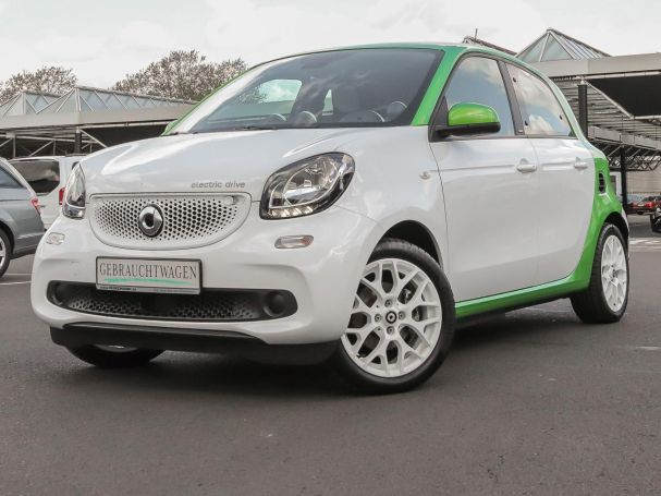 SMART forfour electric drive Cool u. Audio Memory