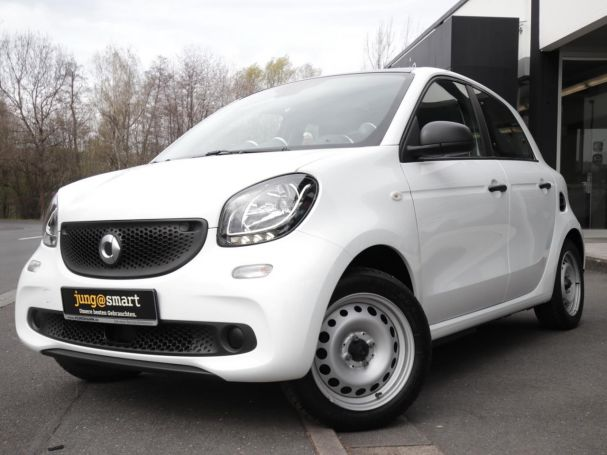 SMART forfour electric drive Panorama Cool/Audio SHZ