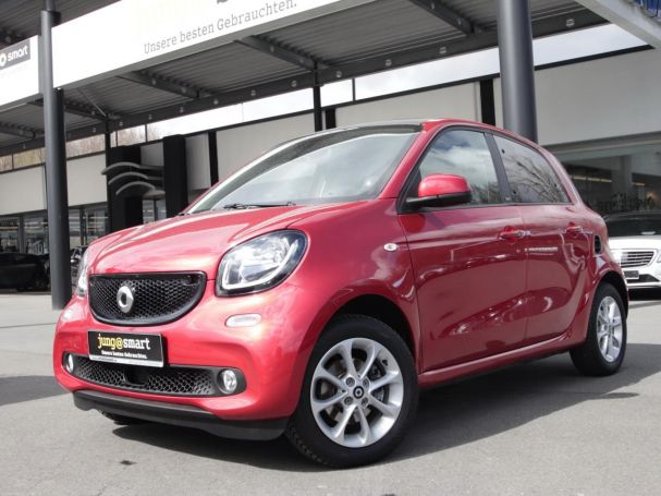 SMART forfour passion Navi LED Faltdach SHZ