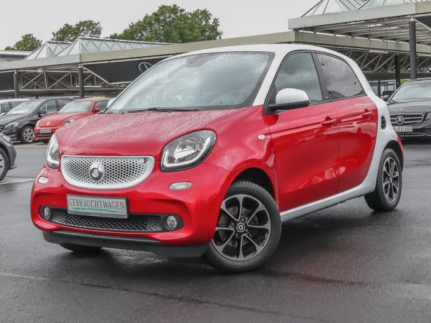 SMART forfour  passion Cool&Media LED Sitzheizung Klima