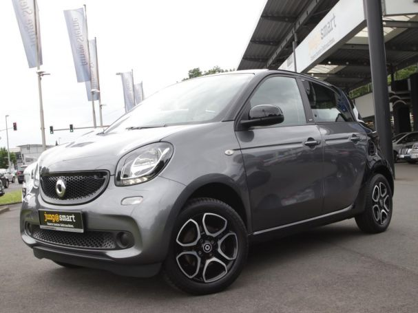SMART forfour passion Cool/Audio LED SHZ