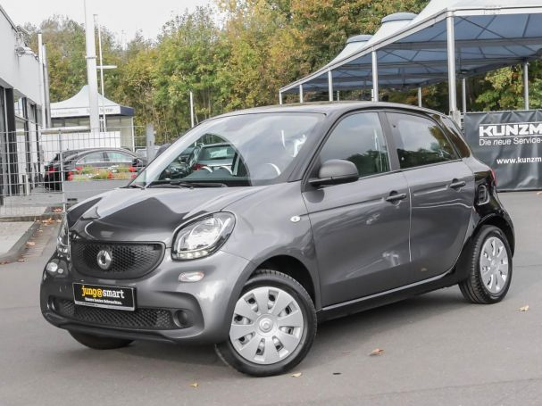 SMART forfour Cool & Audio LED Komfort abged. Scheiben