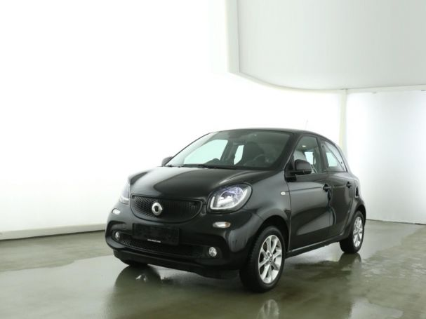 SMART forfour passion LED cool&audio PTS Sitzheizung