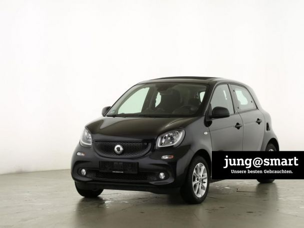 SMART forfour twinamic passion Cool&Audio LED Faltdach