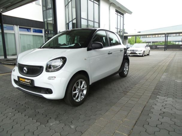 "SMART forfour Cool & Audio Klima Tempomat PTS 15"" LM"