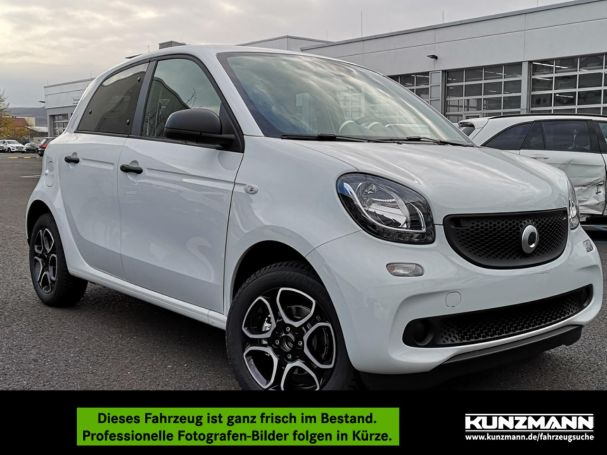 SMART forfour Cool&Audio Komfort-Paket SHZ PDC Tempom.