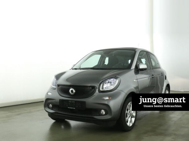 SMART forfour turbo twinamic passion Faltdach Navi