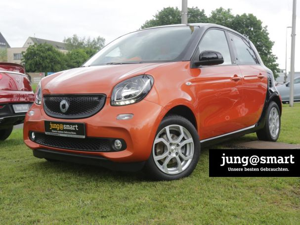 SMART forfour turbo passion Cool&Media Pano LMR