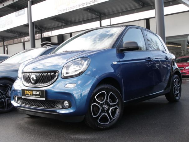 SMART forfour turbo passion Navi Smartph Int. Pano PTS