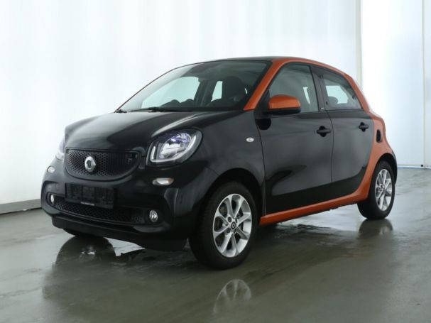 SMART forfour turbo passion Cool&Audio Pano PTS SHZ