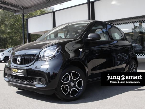 SMART forfour turbo  twinamic passion Cool&Audio Faltdach