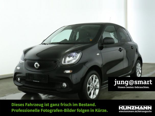SMART forfour turbo Cool u. Media Panoramadach