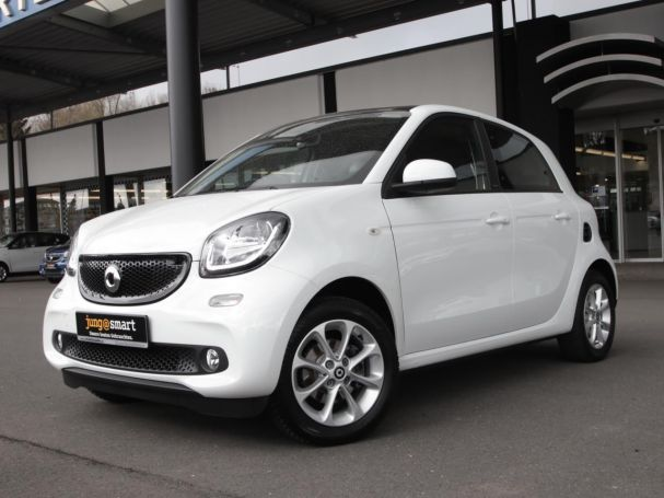 SMART forfour turbo passion LED Panorama PTS SHZ