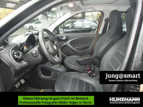 SMART forfour turbo  twinamic Cool/Media Panorama LED