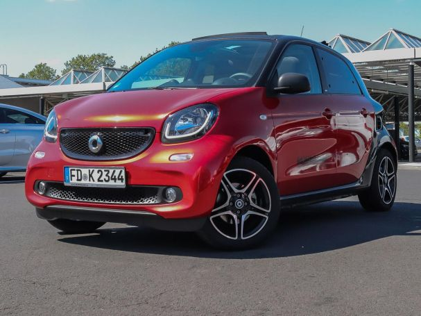 SMART forfour twinamic passion cool&audio LED & Sensor