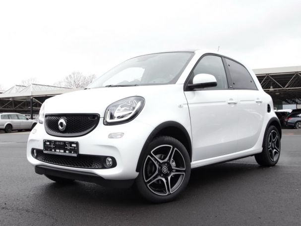 SMART forfour  passion Cool&Audio UrbanStyle SHZ