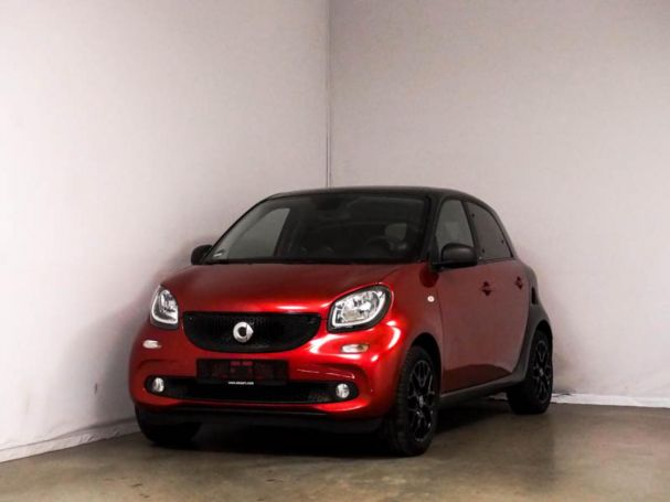 SMART smart forfour passion sleek sport navi led