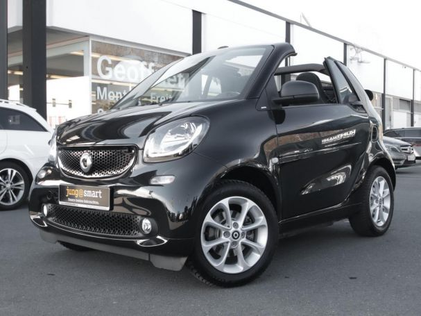 SMART fortwo cabrio passion twinamic Cool&Audio LED