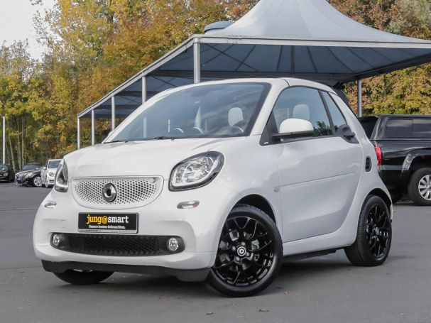 SMART fortwo cabrio passion Sleek Sport LED SHZ