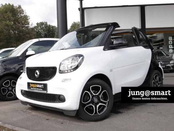 SMART fortwo cabrio twinamic cool&audio SHZ Komfort-P.