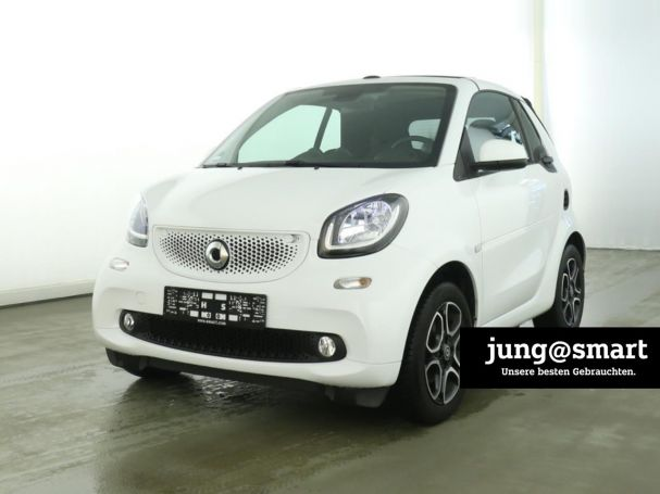 SMART fortwo turbo cabrio passion Cool/Audio Komfort